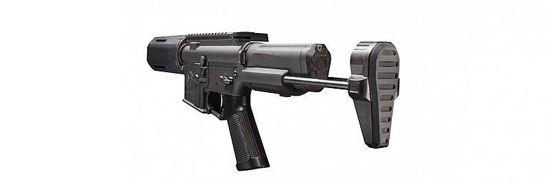 KRYTAC ALPHA SDP 電動衝鋒槍 AEG