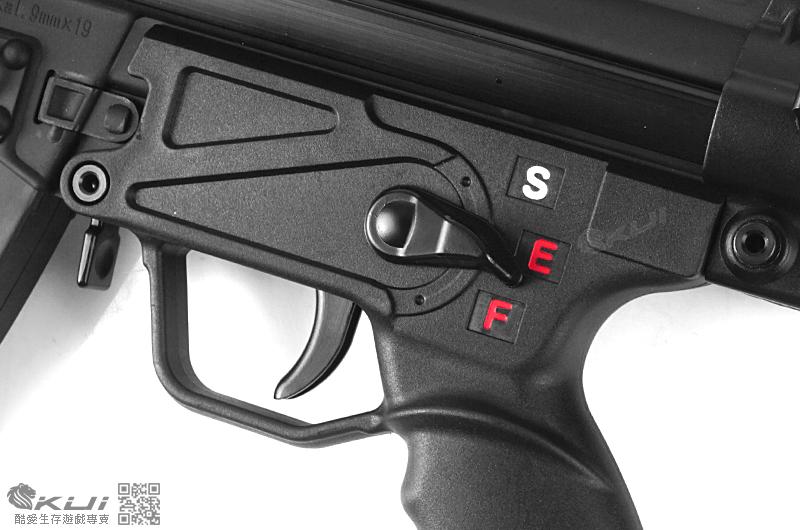 買就送~價值三千塊好禮~SRC SR5-A2  MP5 CO2 衝鋒槍,長槍,BB槍,生存遊戲 後座力 (COB-402TM)