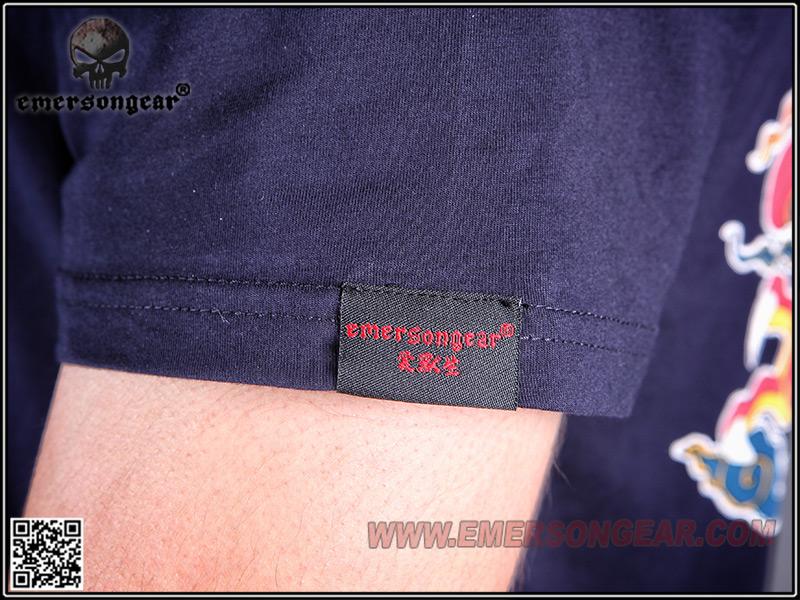 2XL號~EMERSON 愛默生 東方龍經典 中國龍T恤