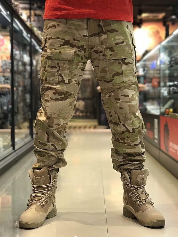 32腰 沙漠多地MCAD~EmersonGear 愛默生 藍標系列 作戰訓練長褲