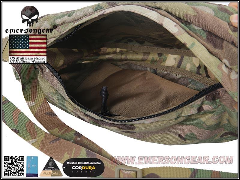 AOR1-Emerson 愛默生 藍標系列戰術休閒斜挎包