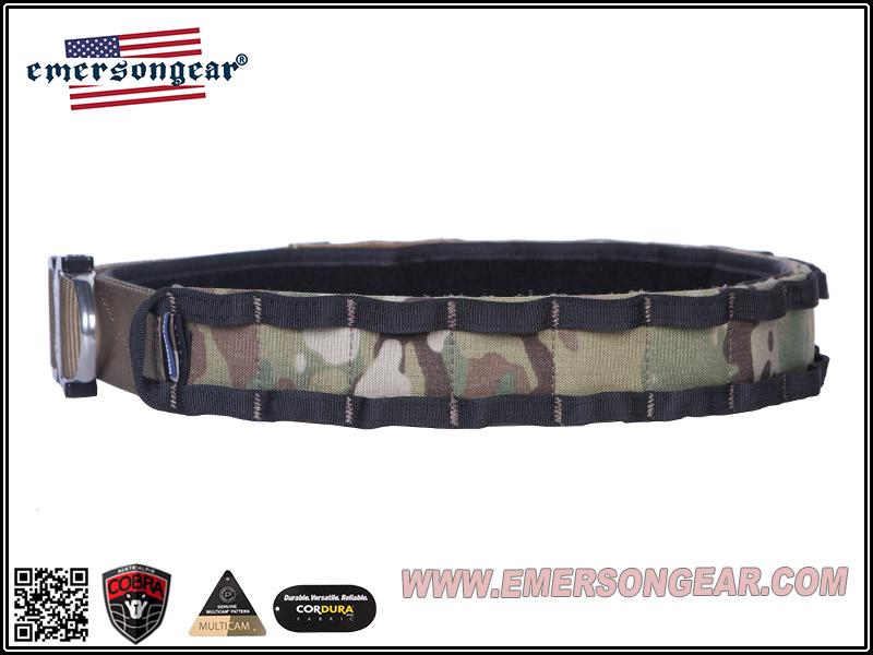 灰色 M號~EmersonGear 愛默生 藍標系列COBRA 1.75-2.0英吋 一體式戰鬥腰帶