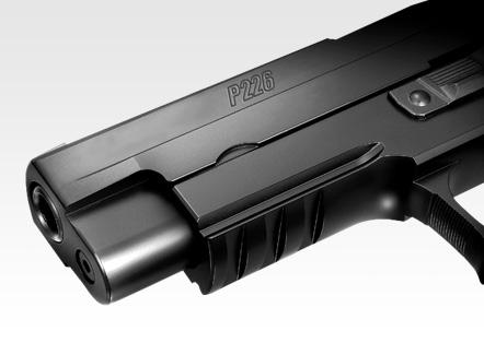 MARUI 馬牌 SIG SAUER P226 Rail 瓦斯手槍,滑套可動