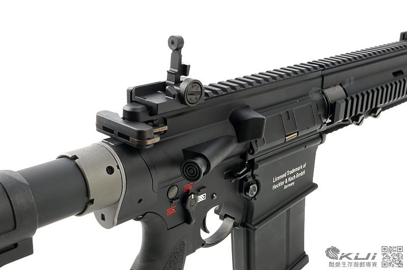 現貨到! KWA HK417 A2 GBB 突擊步槍 瓦斯氣動槍 長槍