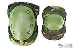 點一下即可放大預覽 -- 叢林迷彩~護具組護膝、護肘,保護安全(自行車、單車、戶外運動、生存遊戲可用)