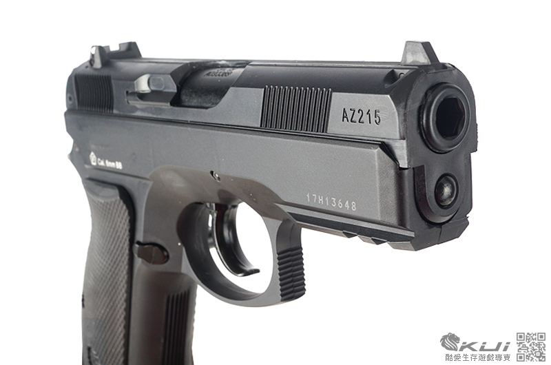 特價!ASG CZ 75D Compact CO2 6mm 直壓手槍,BB槍