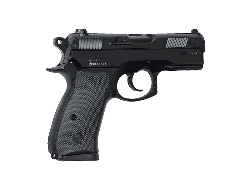 ASG CZ 75D Compact  6mm 瓦斯直壓槍,BB槍