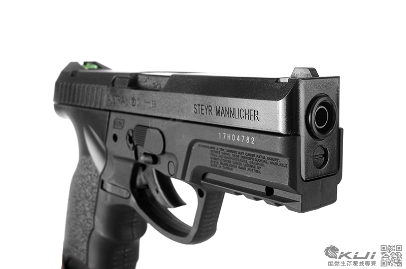 ASG Steyr M9-A1 CO2 6mm 直壓槍,BB槍