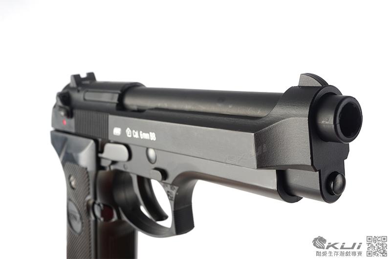 ASG M9 6mm 瓦斯手槍,BB槍(滑套可動)