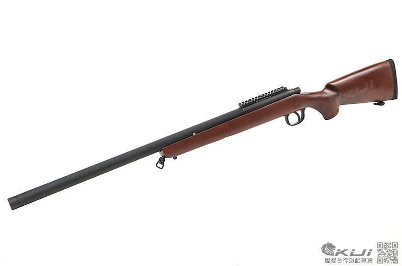實木版~BELL VSR-10 手拉空氣槍 狙擊槍 FOR MARUI