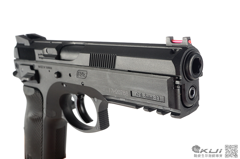 ASG CZ75 SP-01 SHADOW CO2 6mm 手槍,BB槍