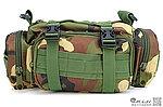 點一下即可放大預覽 -- 叢林迷彩~模組化設計~城市特警魔法腰包~收納袋,雜物包,通勤包,掛包,收納包,工具袋