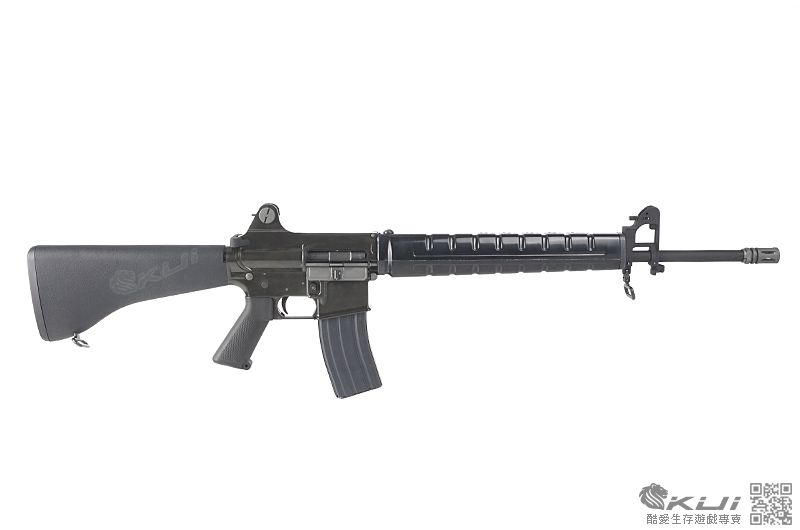 WE T65 六五式 突擊步槍 GBB 瓦斯長槍 T65K 國軍 步槍 固定托  無彈後定