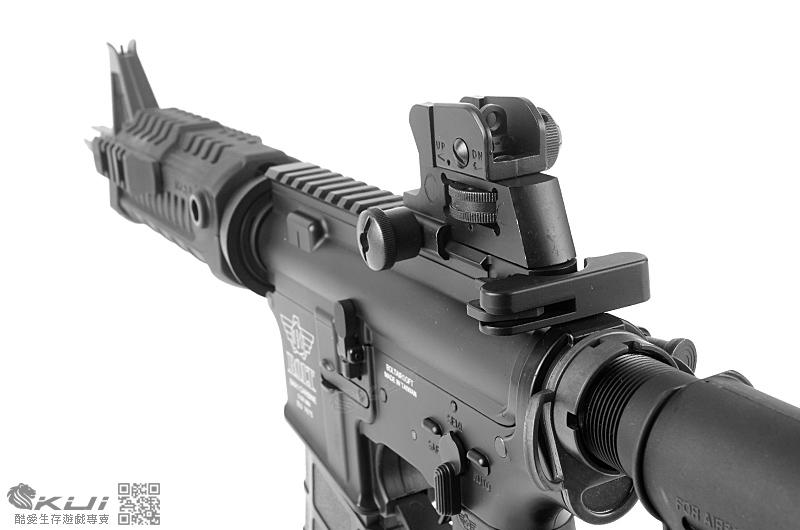 瘋狂送 方案4選1!! 10.5寸 CAA特仕版 BOLT EBB 金屬M4A1 後座力電動槍