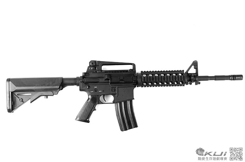 強化升級版 SRC R.I.S 海豹托 二代金屬電動槍 電槍,長槍,BB槍,生存遊戲
