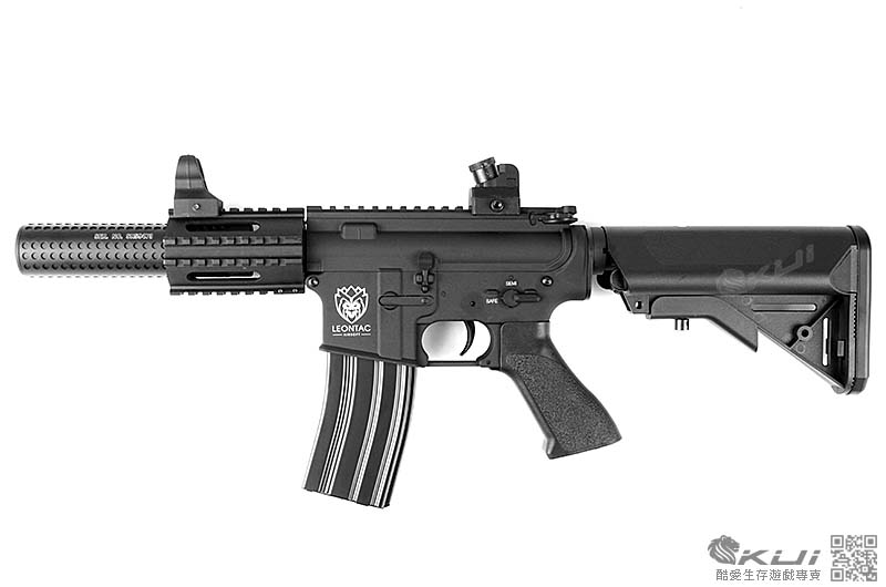 強化升級版 SRC M4 MICRO SD  緊緻短版 海豹托 三代金屬電動槍 電槍,BB槍