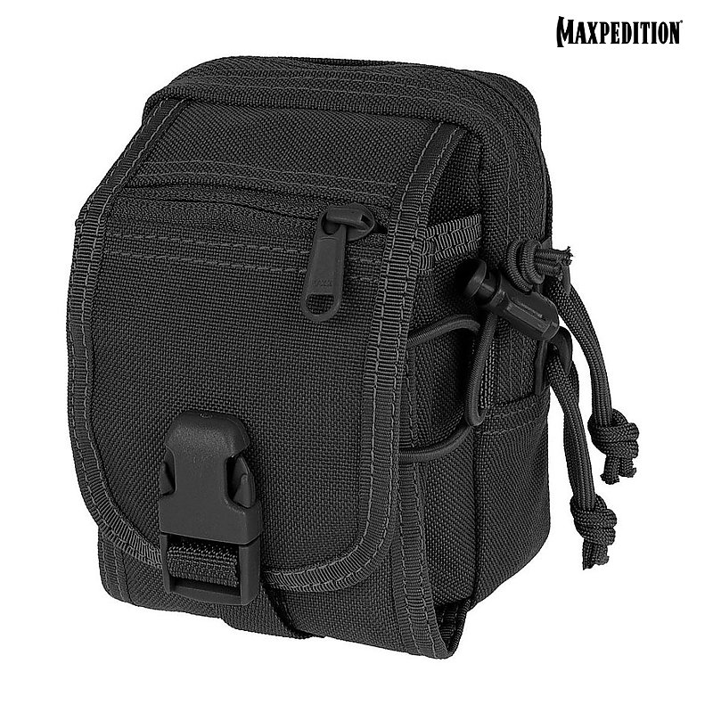 MAXPEDITION 黑色 M-1  機能腰包 工具包 配件包