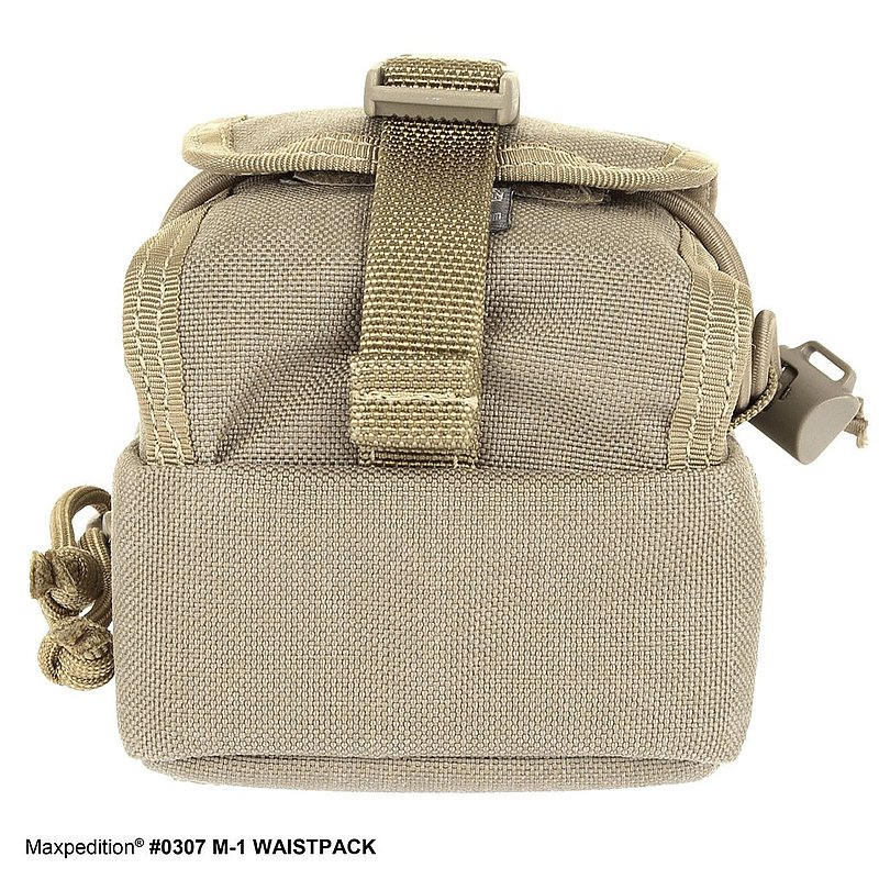MAXPEDITION 黑色 M-1  機能腰包 工具包 配件包