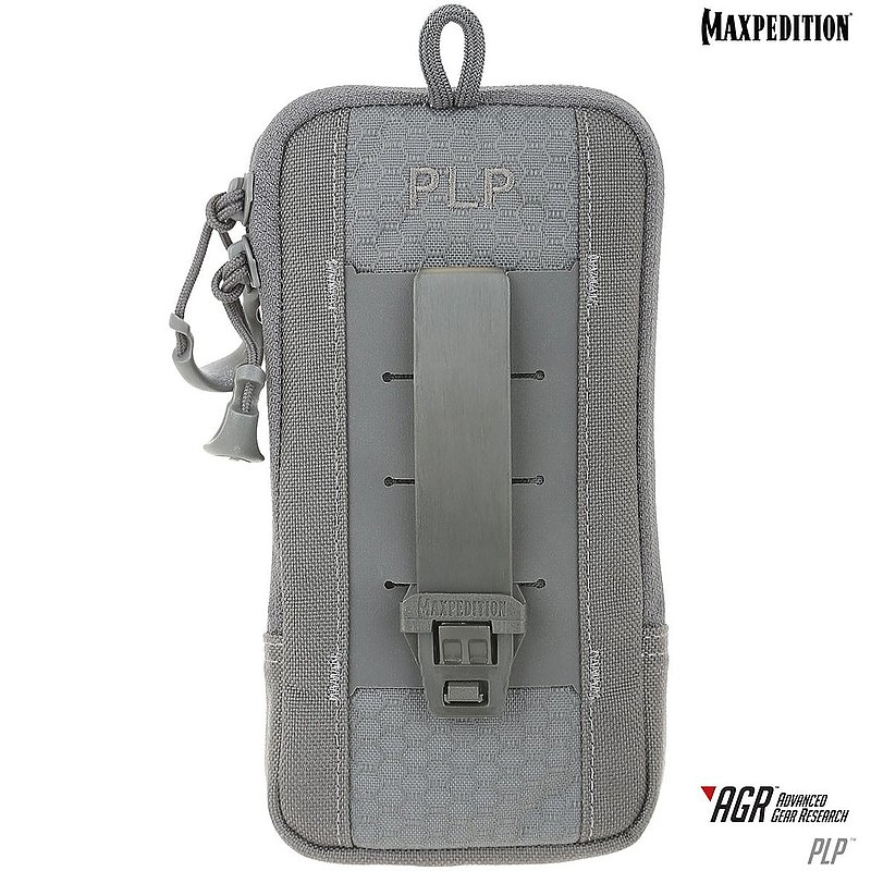 MAXPEDITION AGR進化者 灰色 PLP多功能模組手機包  iPhone 6 / 6S / 7/ 8 Plus / X