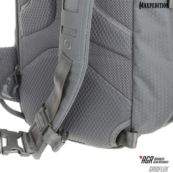 MAXPEDITION  黑色 Gridflux™ 隱形者多功能側背包 工具包 斜背包 郵差包 急救包18L