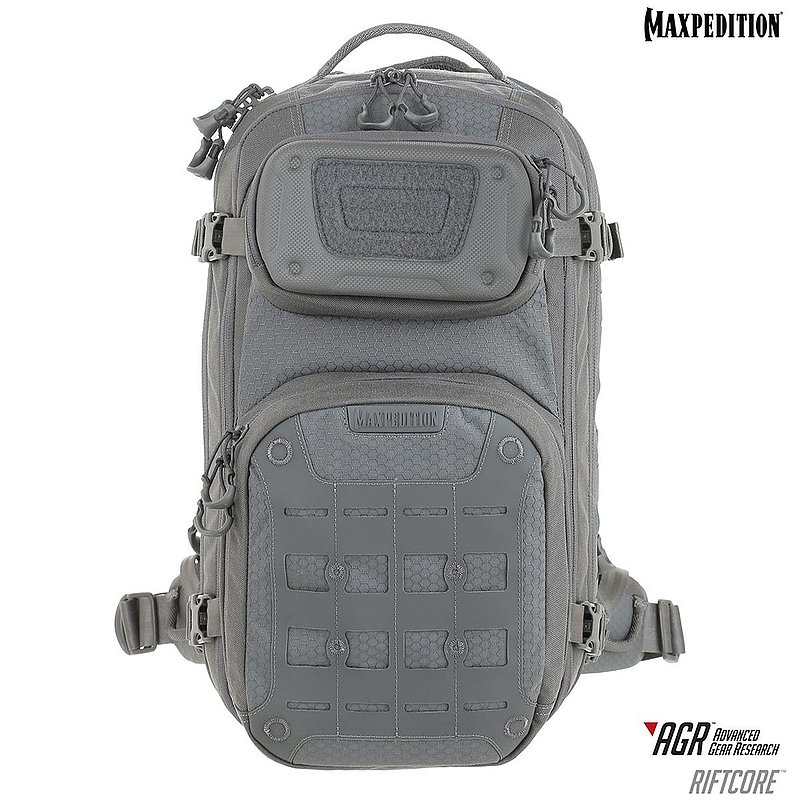 MAXPEDITION AGR  灰色  Riftcore™ CCW 進化者戰術背包 23L