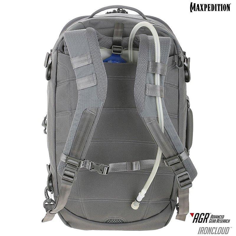 MAXPEDITION AGR進化者 灰色  Ironcloud™ 探險重裝手提背包 48L