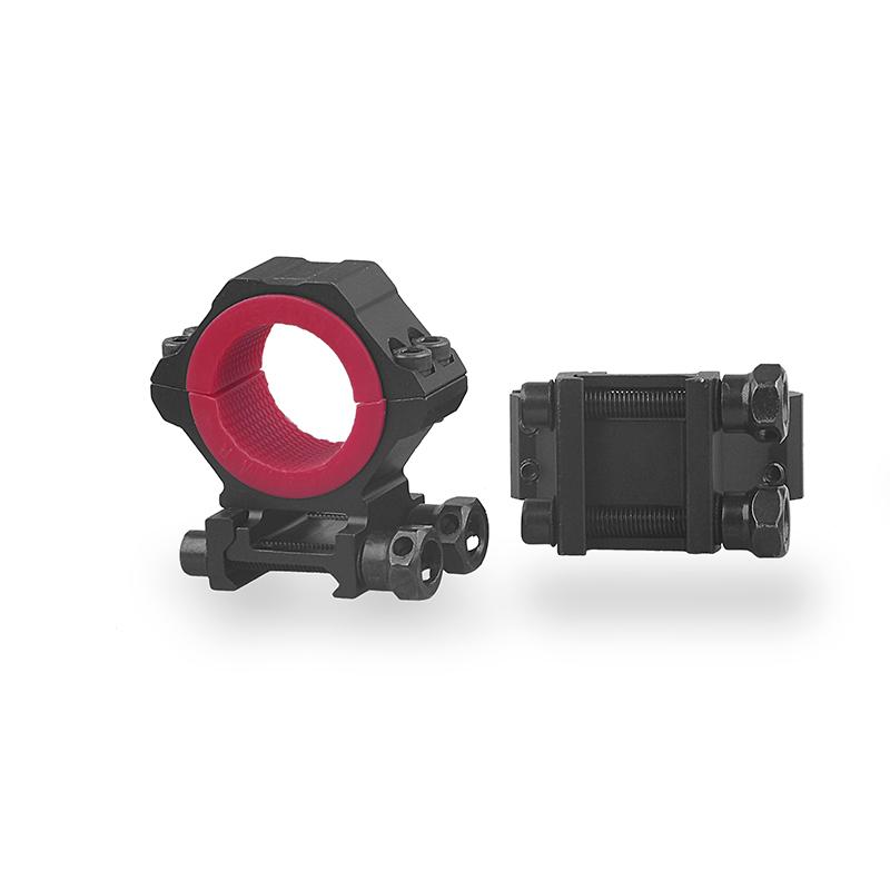 DISCOVERY 發現者 22MM 通用型低軌寬夾具(25.4 / 30 / 34) 鏡架 鏡座 鏡環 寬軌 狙擊鏡