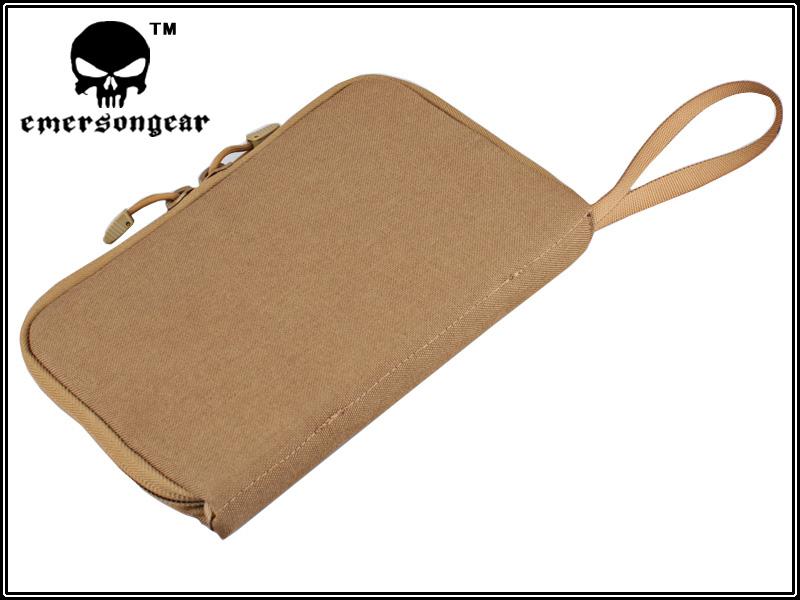 狼棕色 EmersonGear 愛默生 26x17cm 攜帶式手槍包 手槍袋