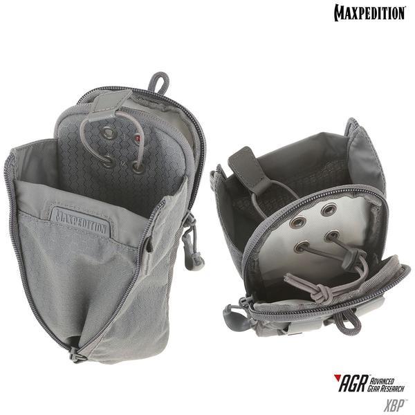 MAXPEDITION  AGR進化者 灰色 XBP擴展型水壺袋 雜物袋
