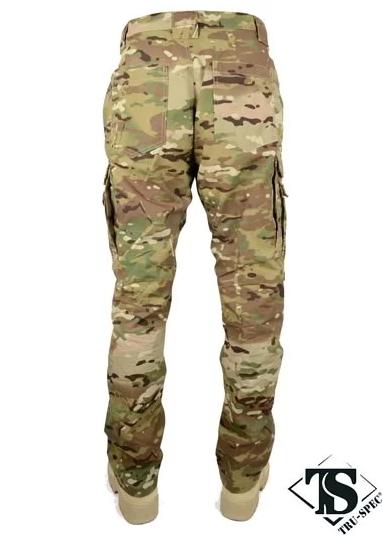 TRU-SPEC【多地迷彩,34腰】極輕5.4盎司!亞洲版 超輕量戰術褲32褲長,長褲