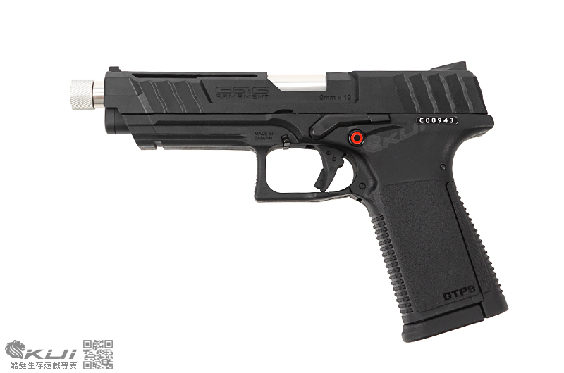 特價!G&G 怪怪 GTP 9 瓦斯手槍 GBB 附精美槍盒