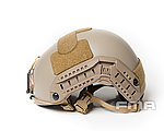 點一下即可放大預覽 -- 棕色~FMA Maritime Helmet thick and heavy version TB1294-DE-(L)