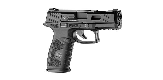 預購中~新款ICS 一芝軒 BLE-XFG GBB 瓦斯手槍 瓦斯槍 (黑滑套+黑身)