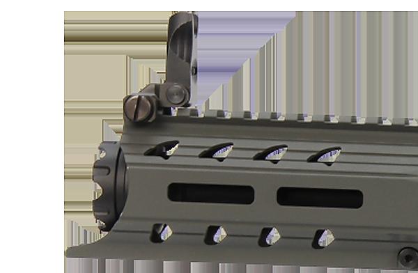 免運 外銷版! 鐵灰色~G&G 怪怪 ARP556 緊緻型 全金屬電動槍