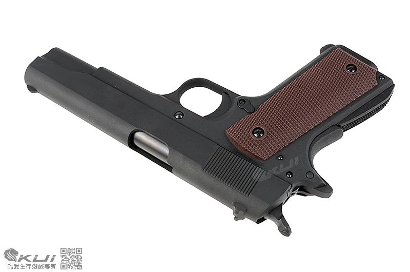 SRC SR-1911 雙動力 全金屬自動退膛手槍,CO2手槍,BB槍(CO-731)