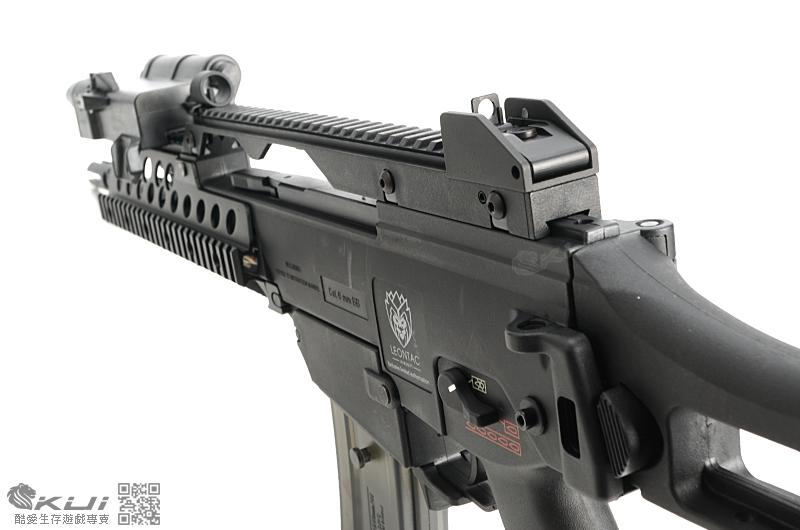 強化升級版 SRC SR36KSK G36KSK 二代電動槍 電槍,長槍,BB槍