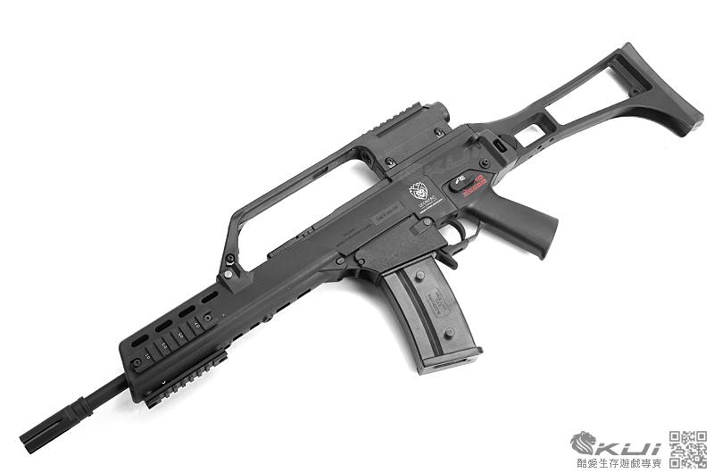 強化升級版 SRC SR36K G36K 二代電動槍 電槍,長槍,BB槍