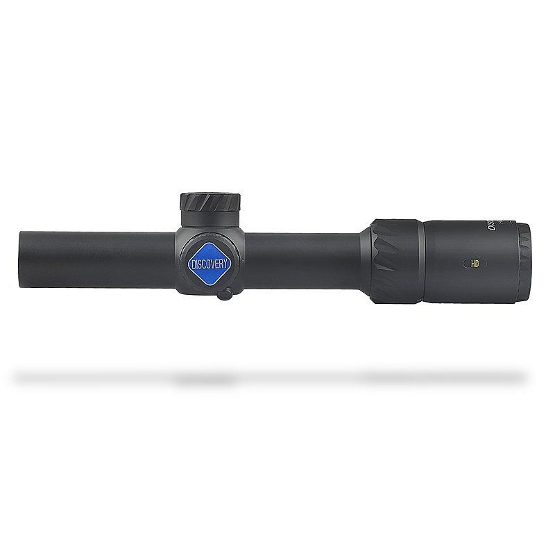 DISCOVERY 發現者 HD 1-6X24IR 真品狙擊鏡,瞄具,瞄準鏡,抗震,高清晰,防水防霧