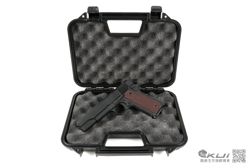SRC SR-1911 半金屬 自動退膛手槍,瓦斯手槍,BB槍(GB-0731P) 附槍箱