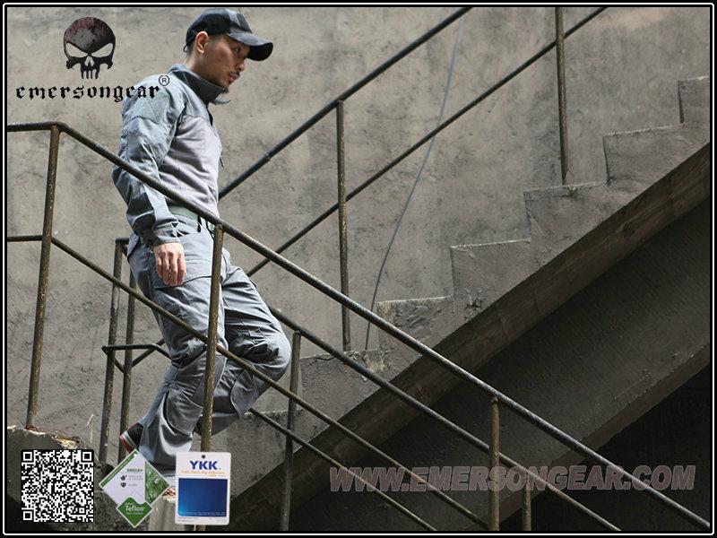 EmersonGear 愛默生【WG色-M號】突擊作戰 訓練上衣