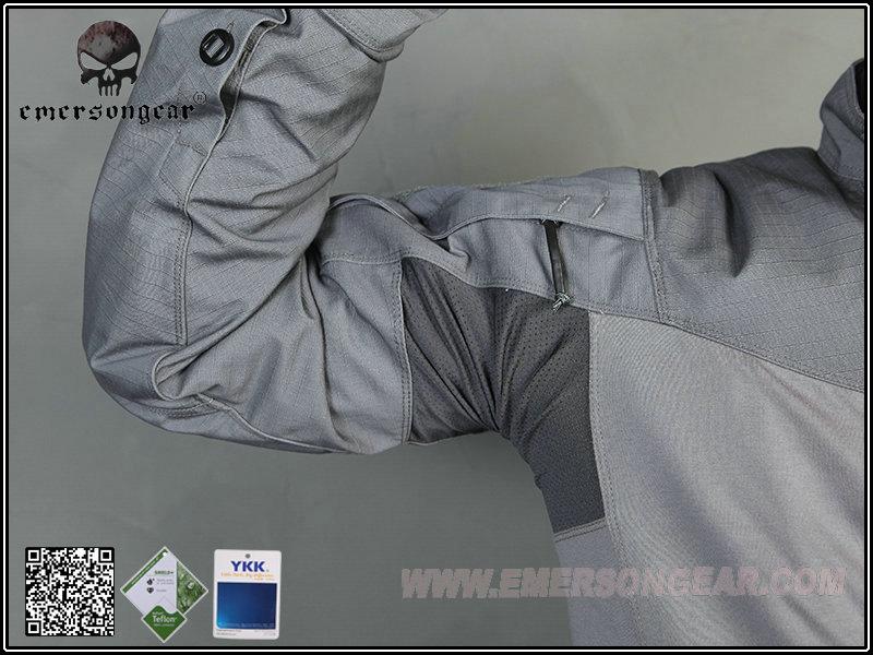 EmersonGear 愛默生【WG色-XL號】突擊作戰 訓練上衣