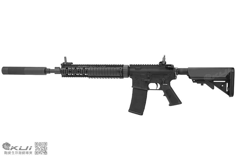 VFC《DX升級版》Colt MK12 MOD1 伸縮托 GBB氣動槍瓦斯槍,長槍,BB槍(仿真可動槍機~有後座力)