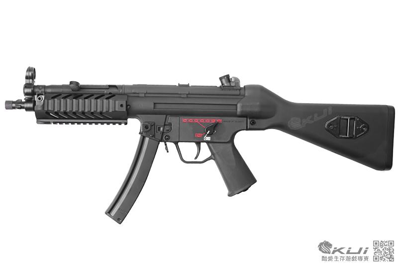 輕量化 戰術護木版~怪怪 G&G MP5 A4  電動衝鋒槍,電槍(槍機可動)