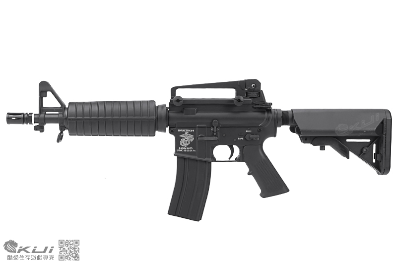 特價!G&D DTW M4 RIS 14.5吋 AEG電動步槍 (SYSTEMA PTW)