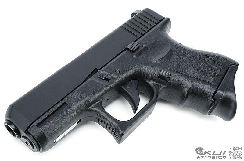 隱藏式 殺手特工 特務腰間槍套 + HFC G26 克拉克26 瓦斯槍(附豪華槍箱)