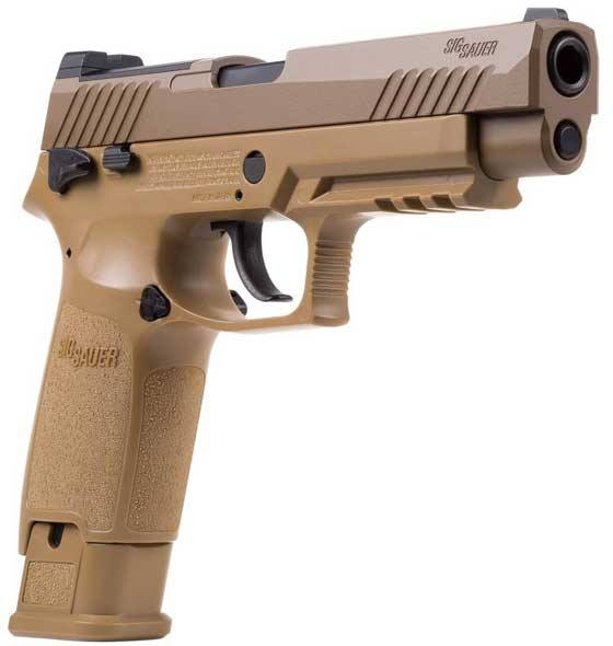 特價!預購~沙色 SIG SAUER M17 GBB 瓦斯手槍