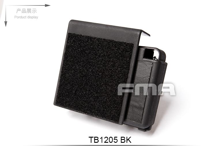 FMA【黑色】9MM 手槍彈匣 快速抽取系統 (克拉克 M9系列)
