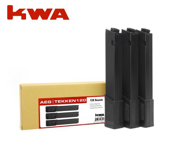 KWA/KSC TK.45C 120發電槍彈匣 (3支裝),彈夾