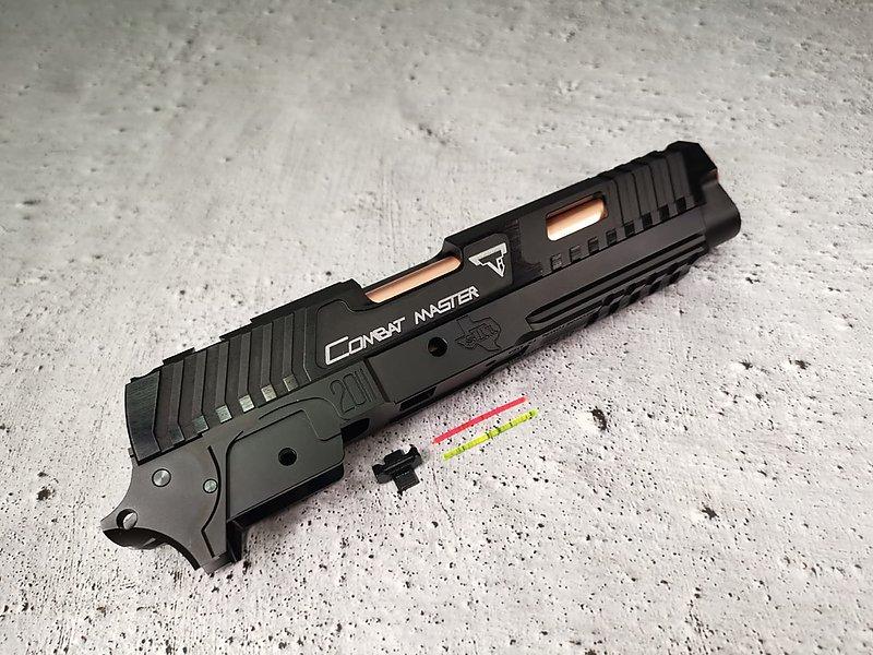 TTI STI 鋁滑套槍身套件 (FOR MARUI HI-CAPA)