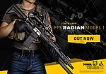 KWA/KSC PTS Radian Model1 GBBR 瓦斯步槍